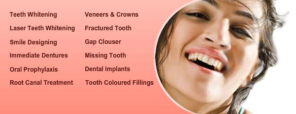 Dental Treatments at Om Dental Clinic In Mumbai