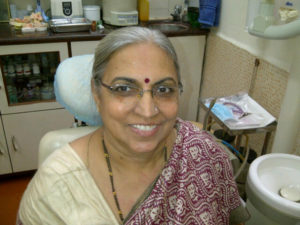 Dr (Mrs) Bharti Ratangyra - Dental Treatment Testimonial
