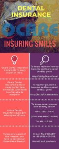 Click to enlarge dental insurance infograph