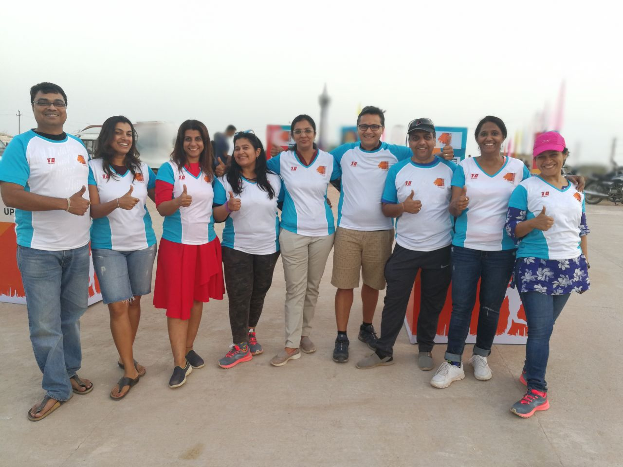 Group Photo - Dentist in Mumbai at Kutch