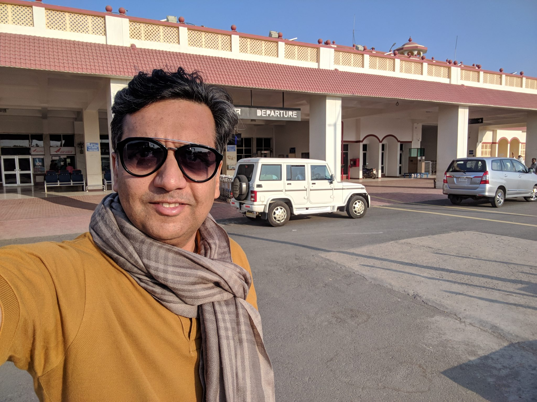 Mumbai Dentist at Bhuj Airport